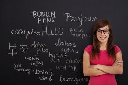 aprender nuevas palabras