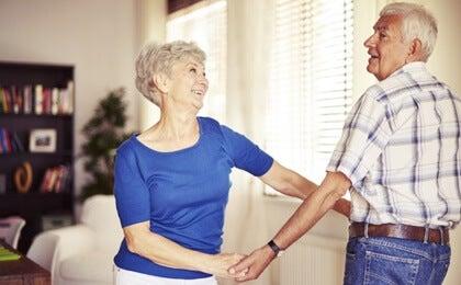 Beneficios del baile en la tercera edad