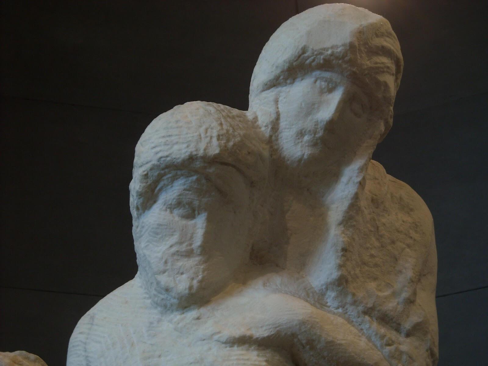 La Pietá de Miguel Ángel Buonarroti
