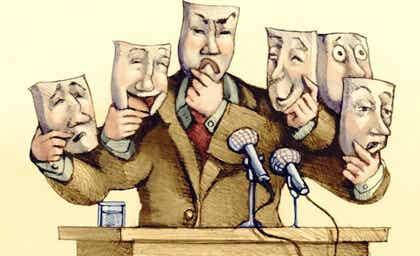 Síndrome de estrés político: cuando la clase política agota
