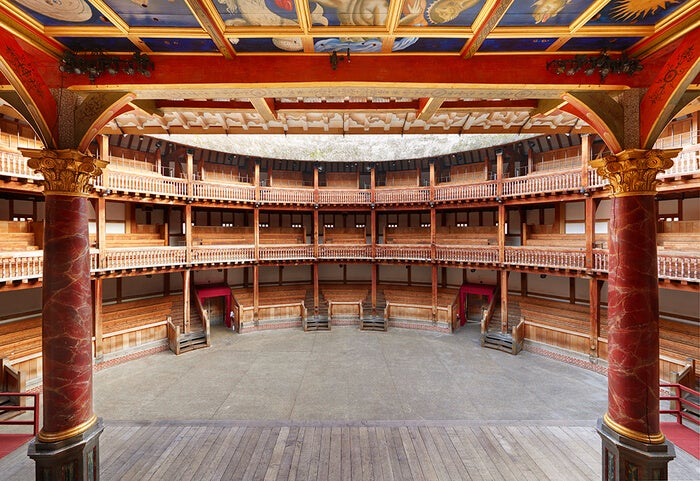 El Globe de William Shakespeare