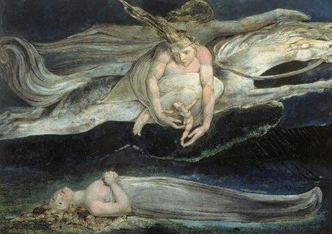 obra de William Blake