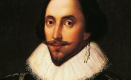 Biografía de William Shakespeare, El bardo inmortal