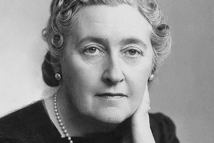 7 célebres frases de Agatha Christie