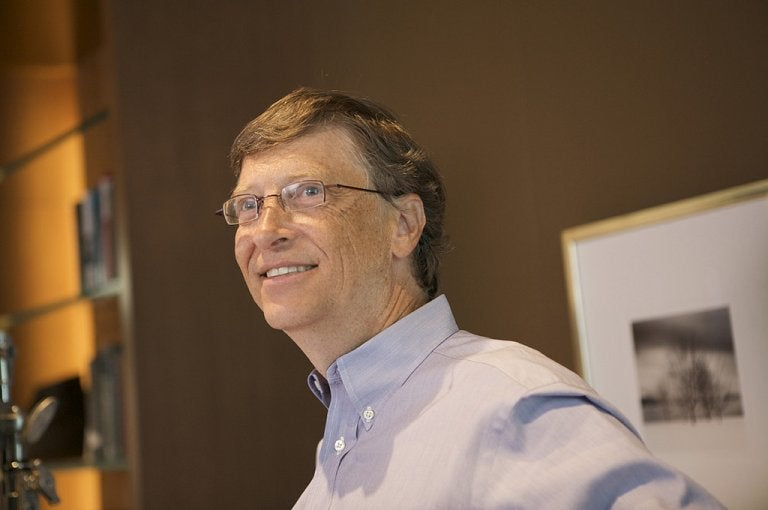 Frases de Bill Gates para cambiar de perspectiva