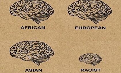 ¿Cómo funciona el cerebro de una persona racista?