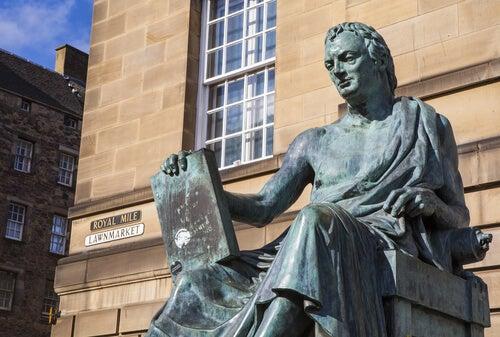 David Hume: biografía y obra