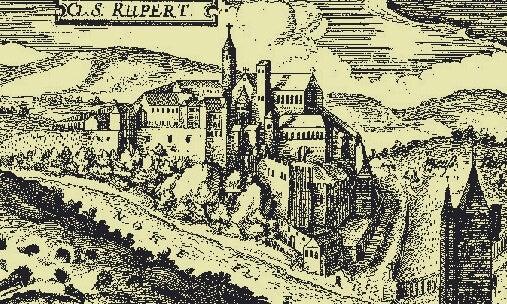 monasterio de Hildegard von Bingen