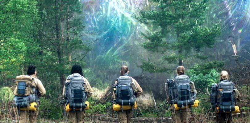 Investigadoras por el bosque