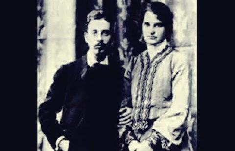 Rainer Maria Rilke y Lou