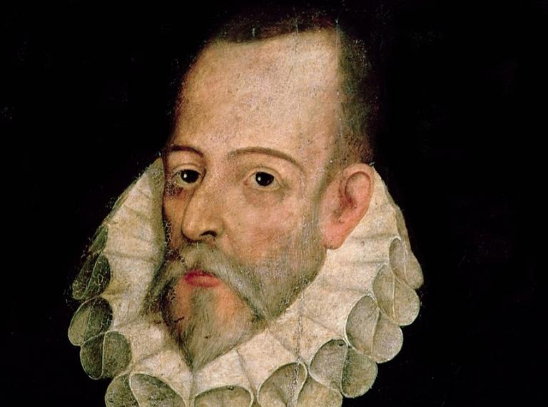 Miguel de Cervantes, biografía de un creador universal
