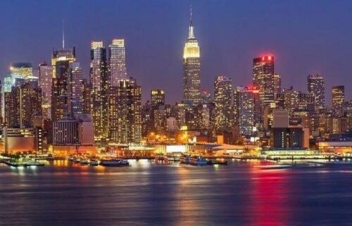 Nueva York, ciudad de Paul Auster