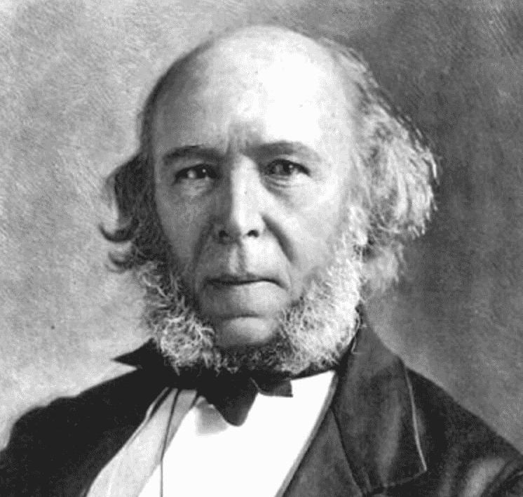 Herbert Spencer: biografía y obra