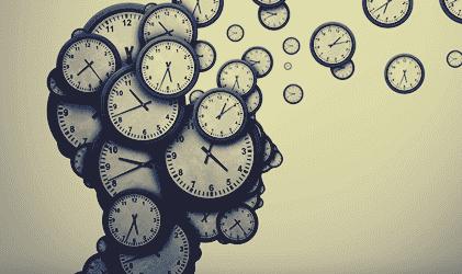 """Los dos """"relojes"""" cerebrales con los que podemos prever el futuro"""