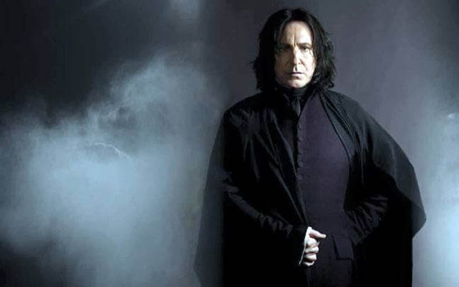 Severus Snape: quién es quién en la saga Harry Potter