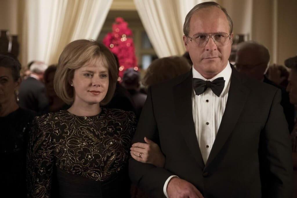 Cheney con su esposa