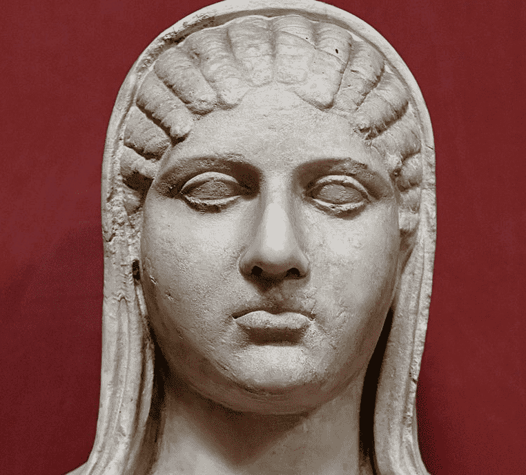 Aspasia de Mileto: biografía de la bella hetaira