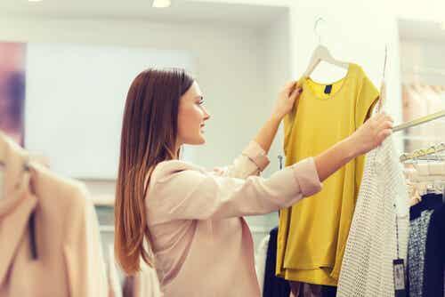 El consumismo en el mundo de la moda