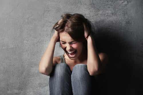 El ataque de histeria, ¿show o grito de ayuda?