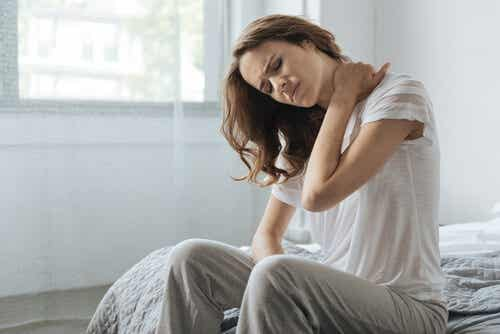 La tensión muscular por estrés