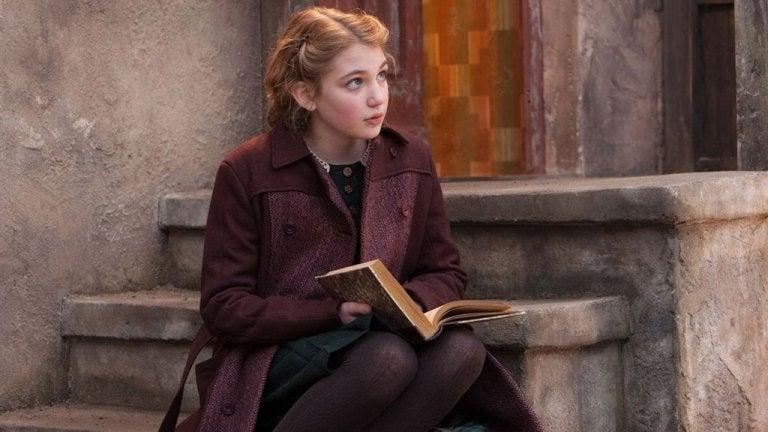 La ladrona de libros, el poder de las palabras