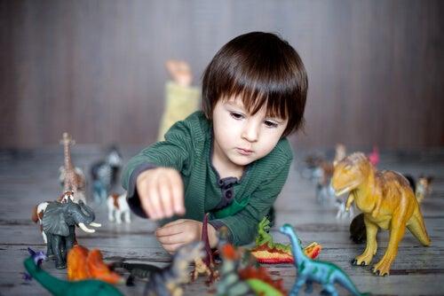 ¿Por qué a los niños les gustan los dinosaurios?