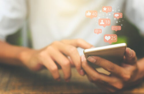 Redes sociales: el yo desintegrado