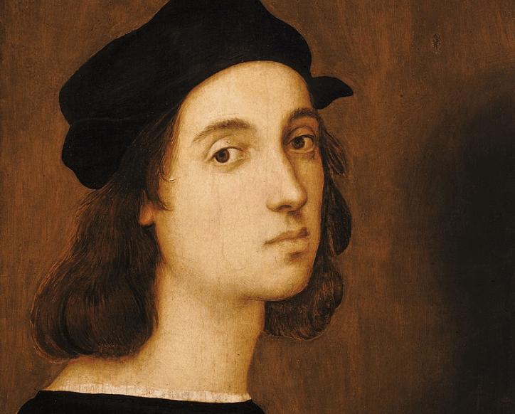 Rafael Sanzio: biografía del gran pintor renacentista