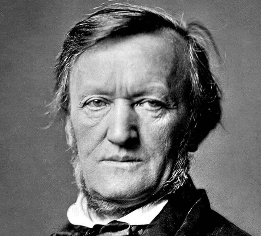 Rostro Richard Wagner