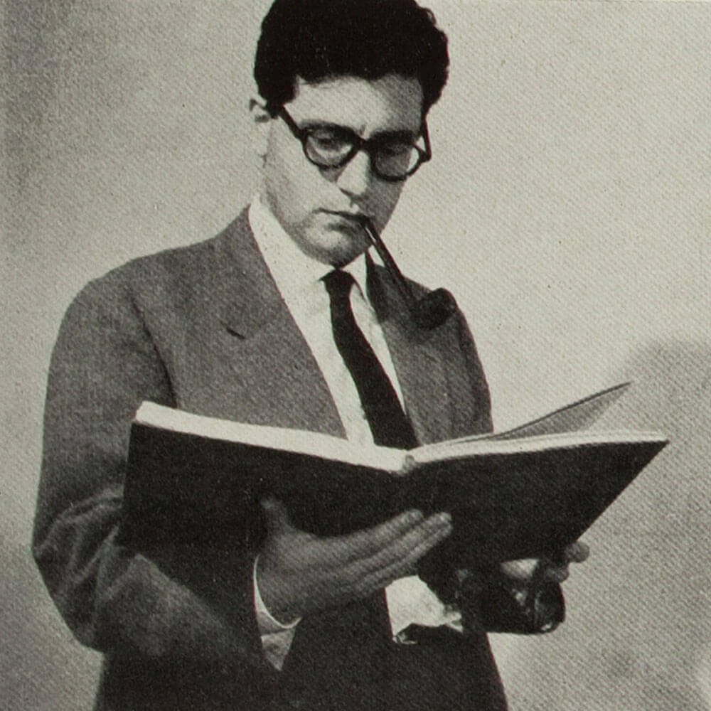 Umberto Eco de joven