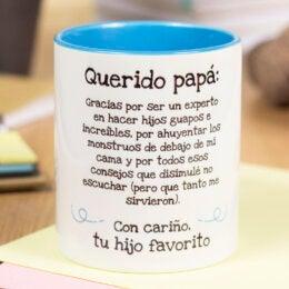 Taza de Café y Té Papá