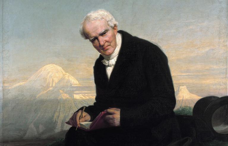 Humboldt, un explorador sin límites