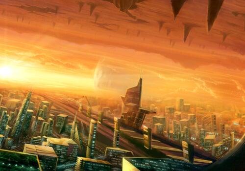 Ciudad apocalíptica