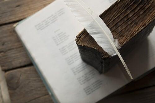 Cuaderno con poesía