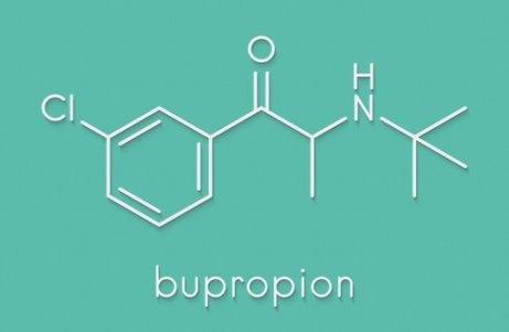 Fórmula del bupropion