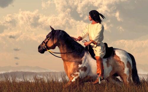 Las 6 virtudes del carácter, según los indios Sioux