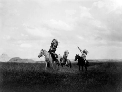 Indios Sioux