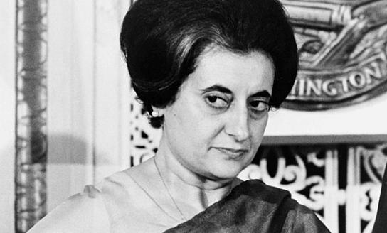 Indira Gandhi: biografía de la dama de hierro asiática