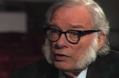 Isaac Asimov, el poder de la psicohistoria