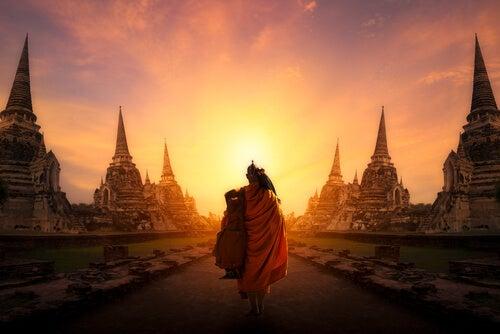 Los 7 caminos para imitar a un monje zen