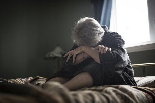 Depresión en la vejez, ¿cómo se manifiesta?