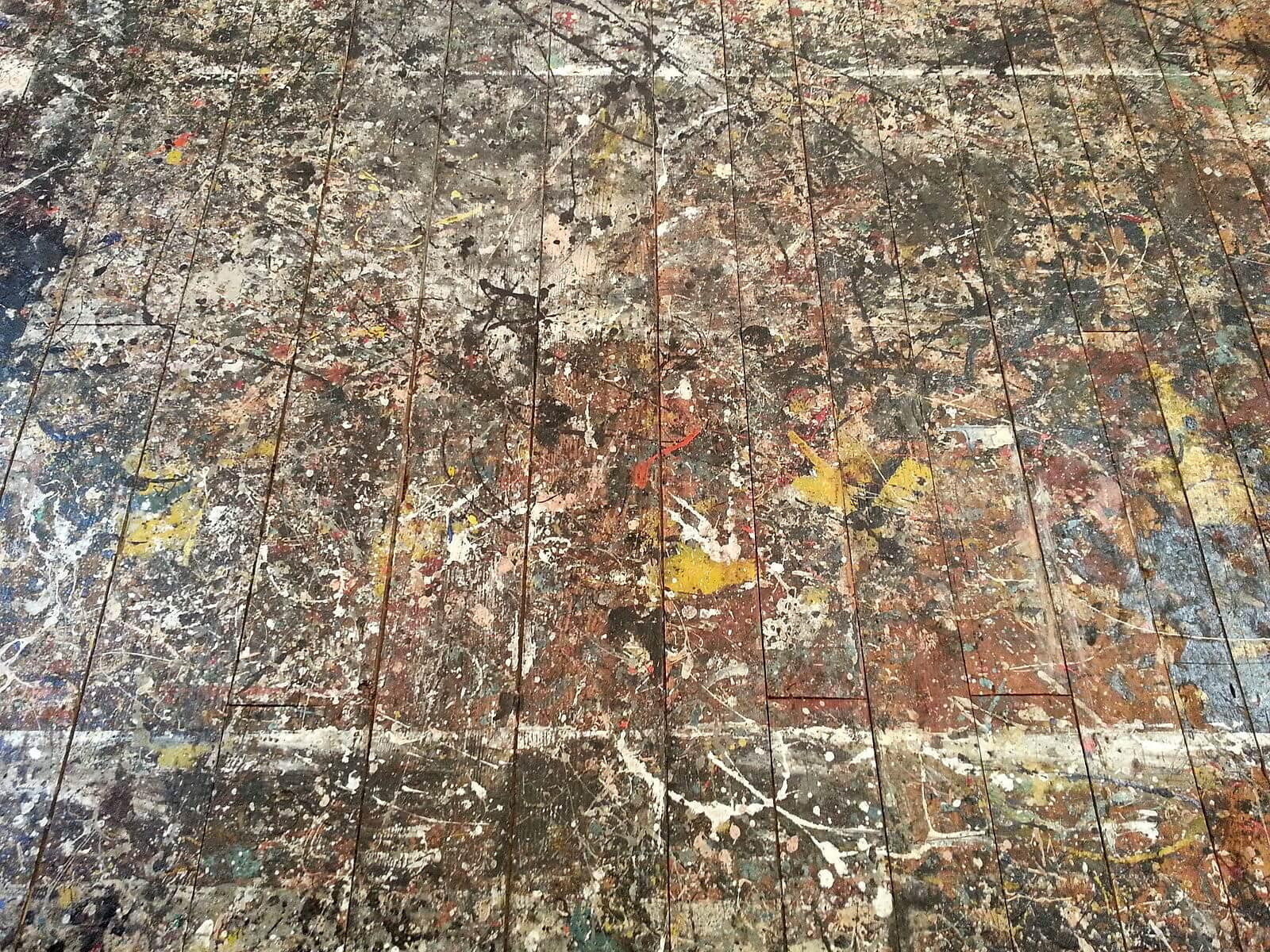 Jackson Pollock: biografía de un genio de pensamiento janusiano