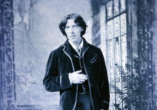 Oscar Wilde de joven