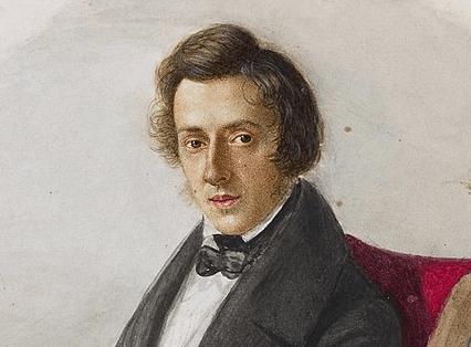 Pintura de Chopin