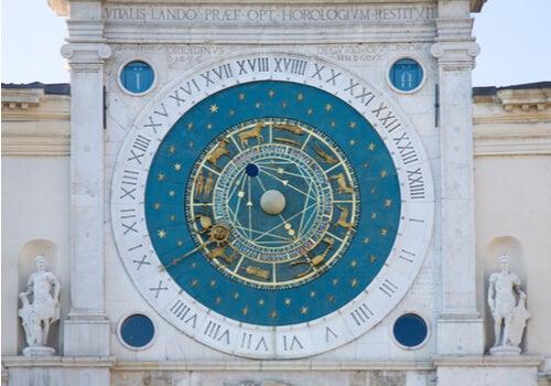 Reloj astronómico de Padua