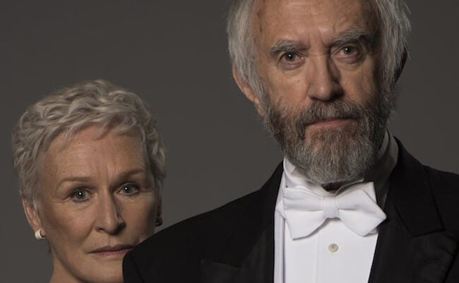 Glenn Close en La buena esposa