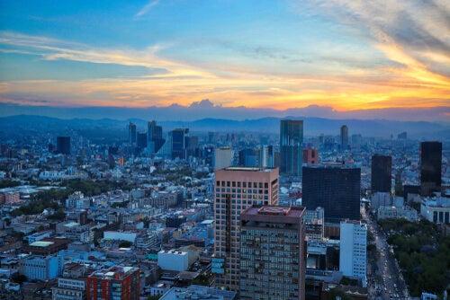 Vista de una ciudad