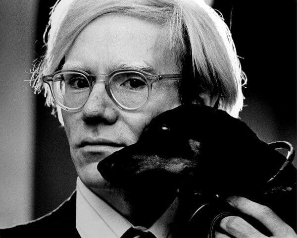 Andy Warhol y sus cápsulas del tiempo