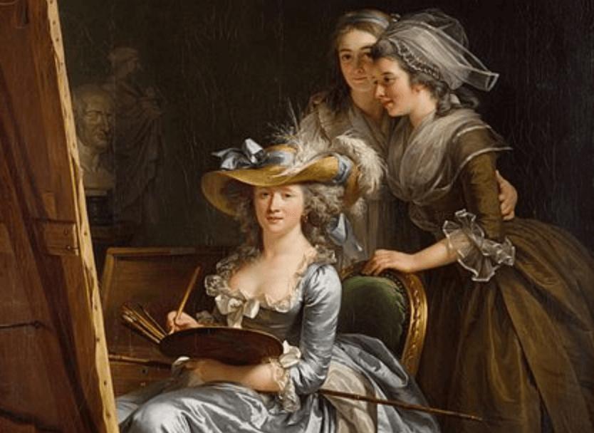Adélaïde Labille-Guiard, arte en la corte francesa