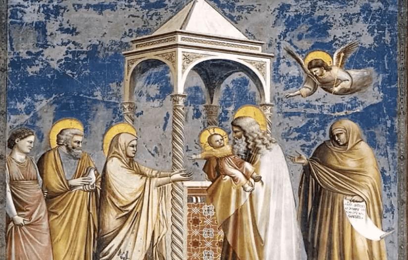Cuadro de Giotto